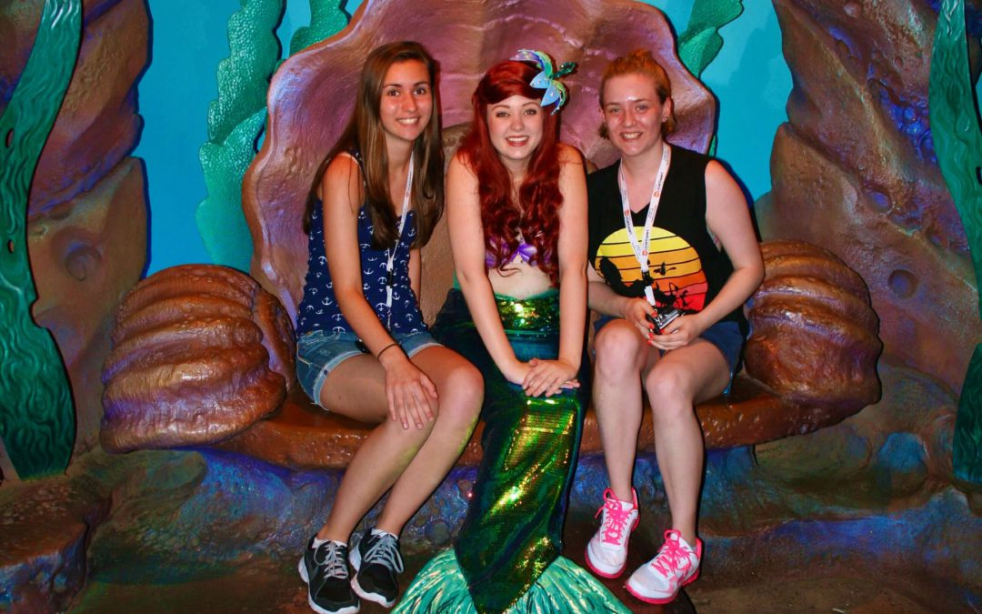 Meet The Little Mermaid and other Ariel experiences at Walt Disney World